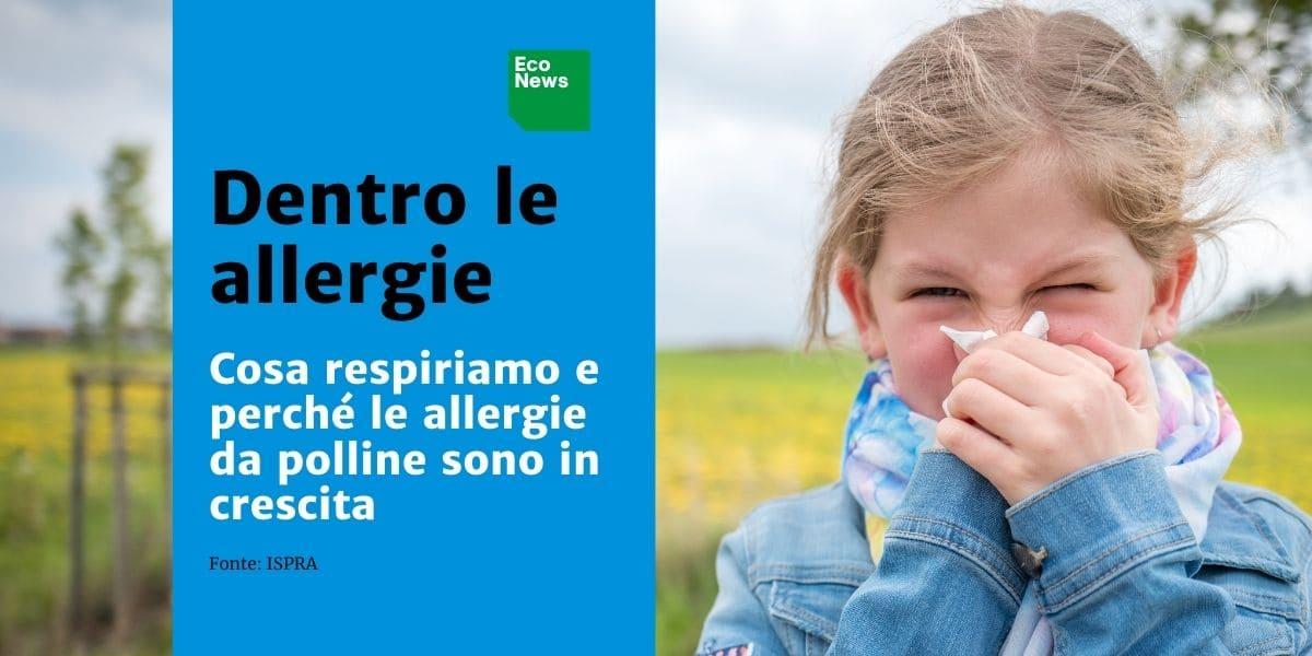 Stato e trend dei principali pollini allergenici in Italia (2003-2019),